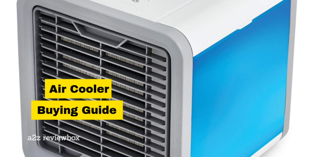 air cooler buying guide india