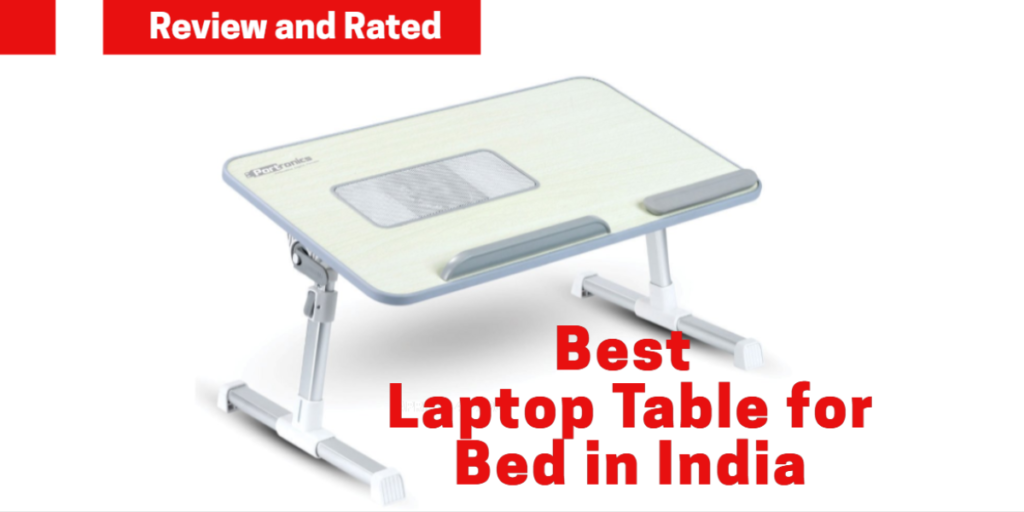 best laptop table for bed in india