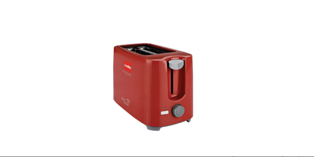 Cello Quick 2Slice Pop Up 300 Toaster