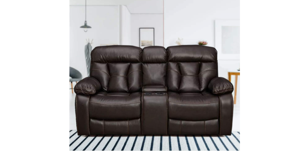 Furny Porch 2 Seater Recliner Sofa