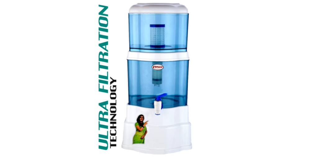 P-zone Aquagem Non Electric Gravity Based UF Water Filter