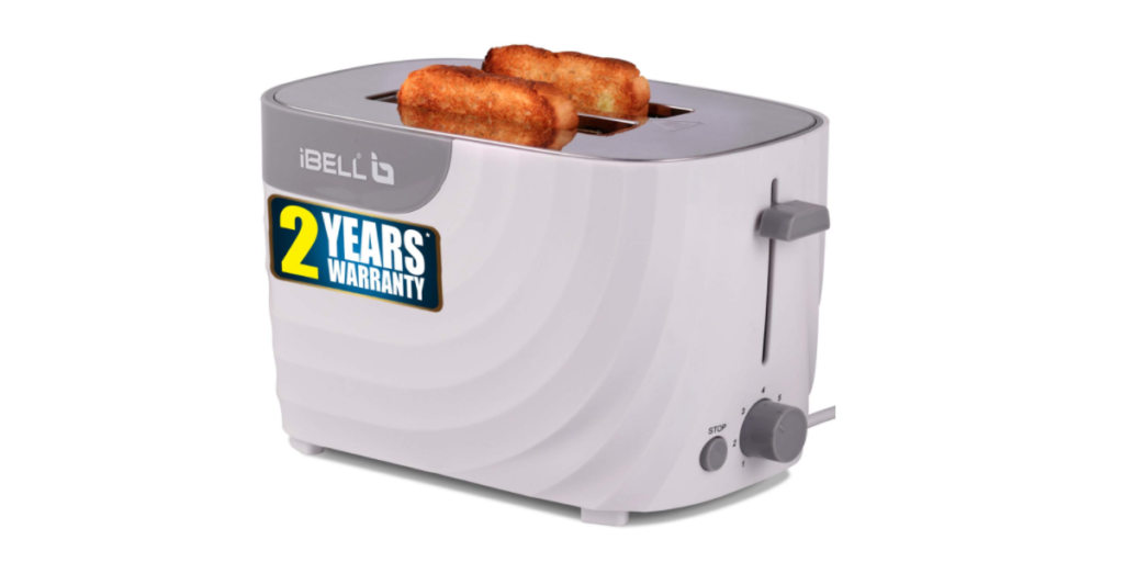 iBELL WG70 700-Watt Premium Pop-up Bread Toaster