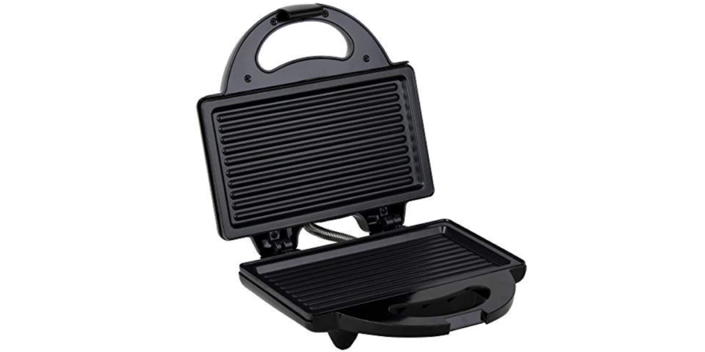 Lifelong LLSM115G 750-Watt 4-Slice Grill Sandwich Maker
