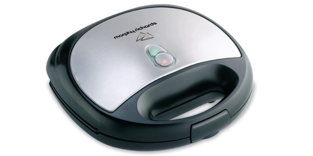 Morphy Richards SM3006 750-Watt Sandwich Maker